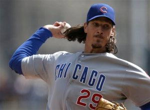 Samardzija was one of the most coveted players on the trade market