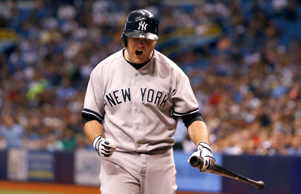 Getty Images/Brian Blanco - The Yankees need to move on from signings like Brian McCann and refocus on their farm system