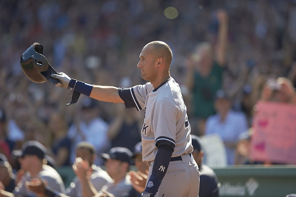 Getty Images - With Jeter leaving who will take up one of the biggest roles in baseball?
