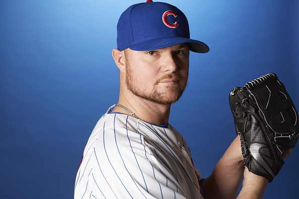 Getty Images/Sports Illustrated - Jon Lester joined the Cubs revolution
