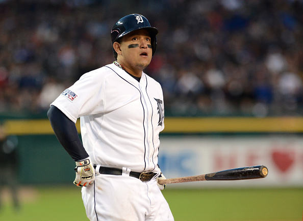 Getty Images/Mark Cunningham - Is Miguel Cabrera's contract extension sneakily one of the worst in baseball?