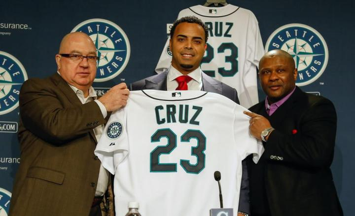 Nelson Cruz joins the Mariners after a big year in Baltimore