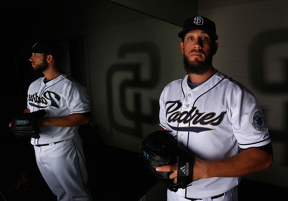 Getty Images/Christian Peterson - Shields & Co. Change the dynamic for the Padres in the west