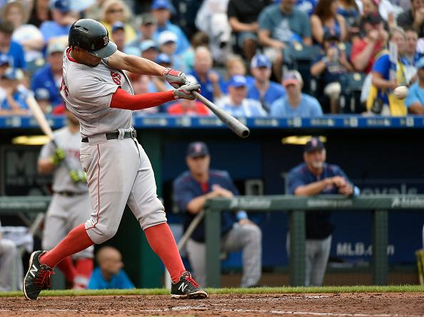 Boston Red Sox at Kansas City Royals