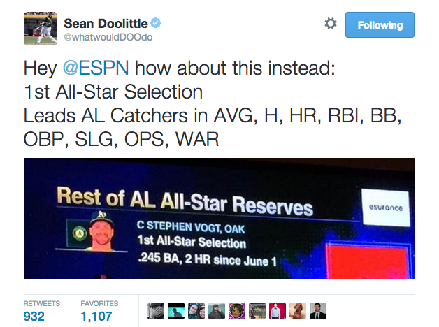 SeanDoolittleTweet